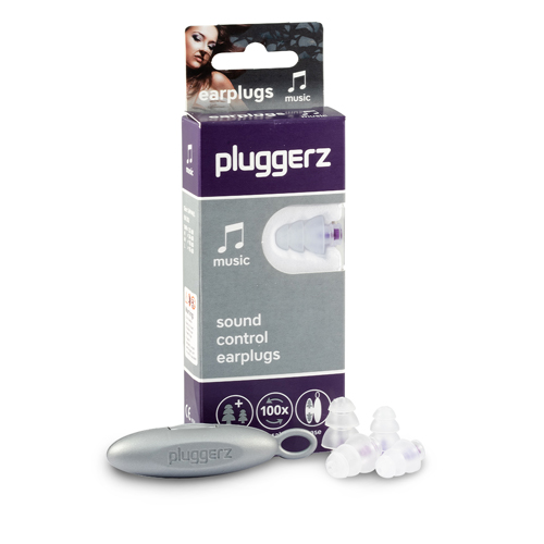 Pluggerz Earplugs Music