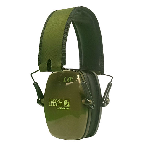 Howard Leight L0F Camo Green